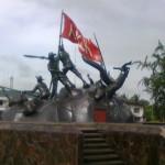Liwasang Bonifacio, Plasa ng Naujan 4