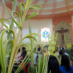 Palm Sunday 2011 at San Nicolas Church