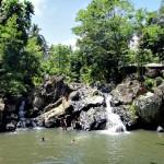 Raging Fun at Taguan Falls